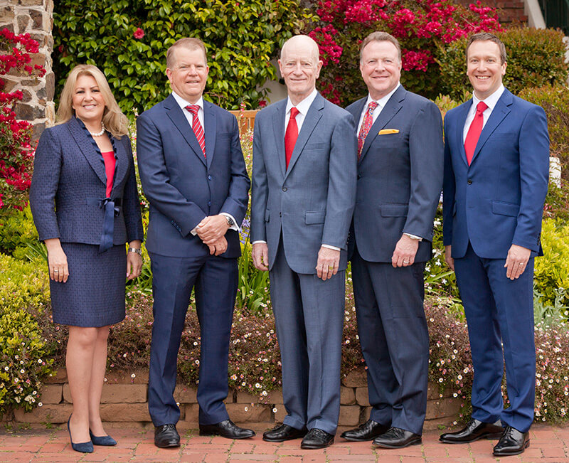 MDRT's 2017 Executive Committee