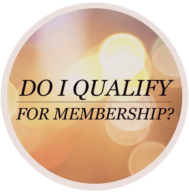 Apa saya memenuhi syarat untuk menjadi anggota?